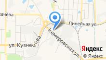 СТРОП-МАСТЕР на карте