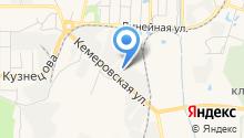 Ремонтно-производственная фирма на карте