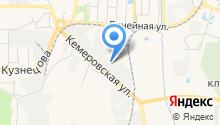 центр кузовного ремонта дельта-сервис на карте