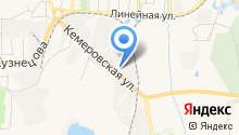 ЗТМ на карте