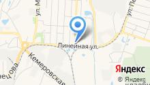 Авоська на карте
