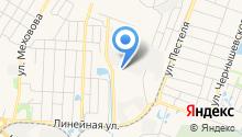 Филиппова А.С. на карте