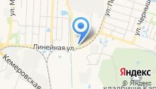 Комфорт Проджект на карте