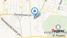 Уралкомплект на карте