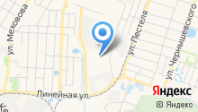 Горноспасатель Урала на карте