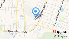 Копейский производственный комплекс на карте
