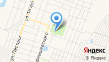 СДЮСШОР по боксу по Копейскому городскому округу на карте