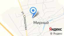 Козыревская средняя общеобразовательная школа на карте