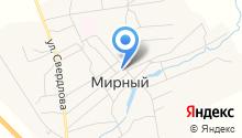 Жилищно-коммунальное хозяйство Козыревское, МУП на карте