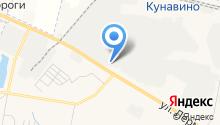 Каменск-Уральский завод по обработке цветных металлов на карте