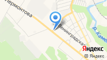 Каменск-Уральский хладокомбинат, ТСЖ на карте