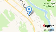 Каменск-Уральская специальная коррекционная общеобразовательная школа №24 на карте