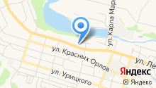 Автоцентр Каменск на карте