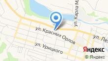 Клуб восточных единоборств на карте