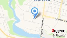 63 отряд ФПС по Свердловской области на карте