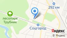 Магазин косметики и нижнего белья на карте
