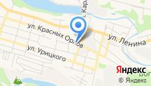 Автор-сервис на карте