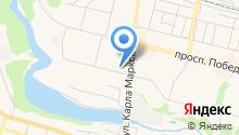 Государственный архив Свердловской области на карте