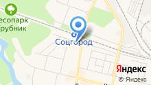 Знахарь + на карте