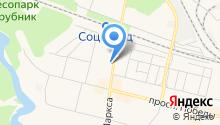 Адвокатский кабинет Савкиной Н.А. на карте
