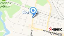 Банкомат, Уральский транспортный банк, ПАО на карте