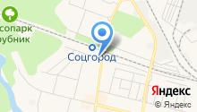Городская КОНДИТЕРСКАЯ на карте