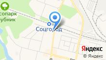 Ювентус на карте