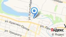 Краеведческий музей им. И.Я. Стяжкина на карте