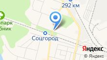 Магазин товаров для ремонта на карте