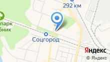Кураж на карте