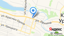 Компания по производству памятников на карте