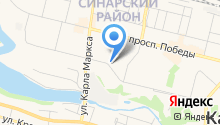 Курсы ГО И ЧС г. Каменска-Уральского на карте