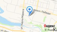 Ворота России на карте