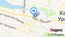Компания по прокату инструмента на карте