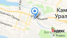 Autos-техцентр на карте
