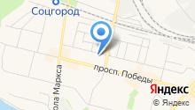 Управление Федеральной службы по контролю за оборотом наркотиков по Свердловской области на карте