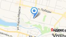Автоград-Каменск на карте