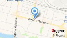 KIKO на карте