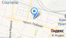 Автодоктор24 на карте