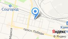 PROсто на карте