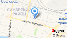 Детский сад №85 на карте