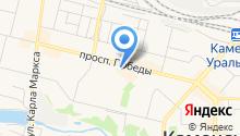 Абсолют-Электро на карте