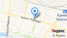 Комиссионный магазин изделий из меха на карте
