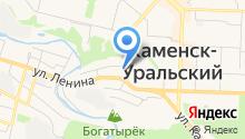 ЗАГС г. Каменска-Уральского на карте