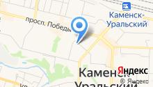 КаменскТелеком на карте