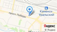 Дума Каменского городского округа на карте