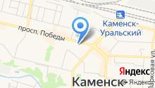 Библиотека им. А.С. Пушкина на карте
