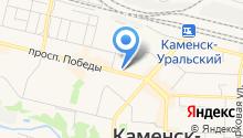 Интерфейс на карте