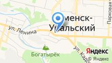 Каменск-Уральская городская просветительская организация на карте