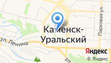 Отдел Управления ФСБ РФ по Свердловской области в г. Каменске-Уральском на карте